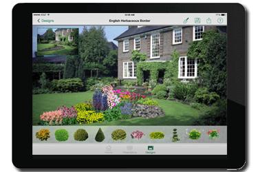 App de dise o del paisaje para el ipad y android pro landscape - Programa diseno de jardines ...