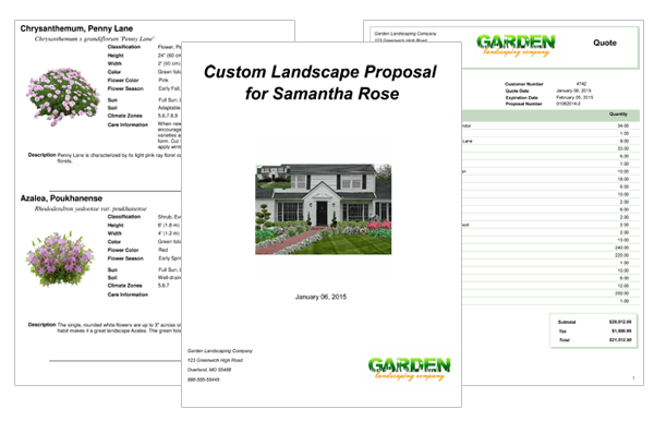 proposals can include