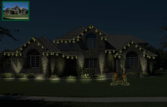 Landscape Lighting Software Holiday Lighting Pro Landscape
