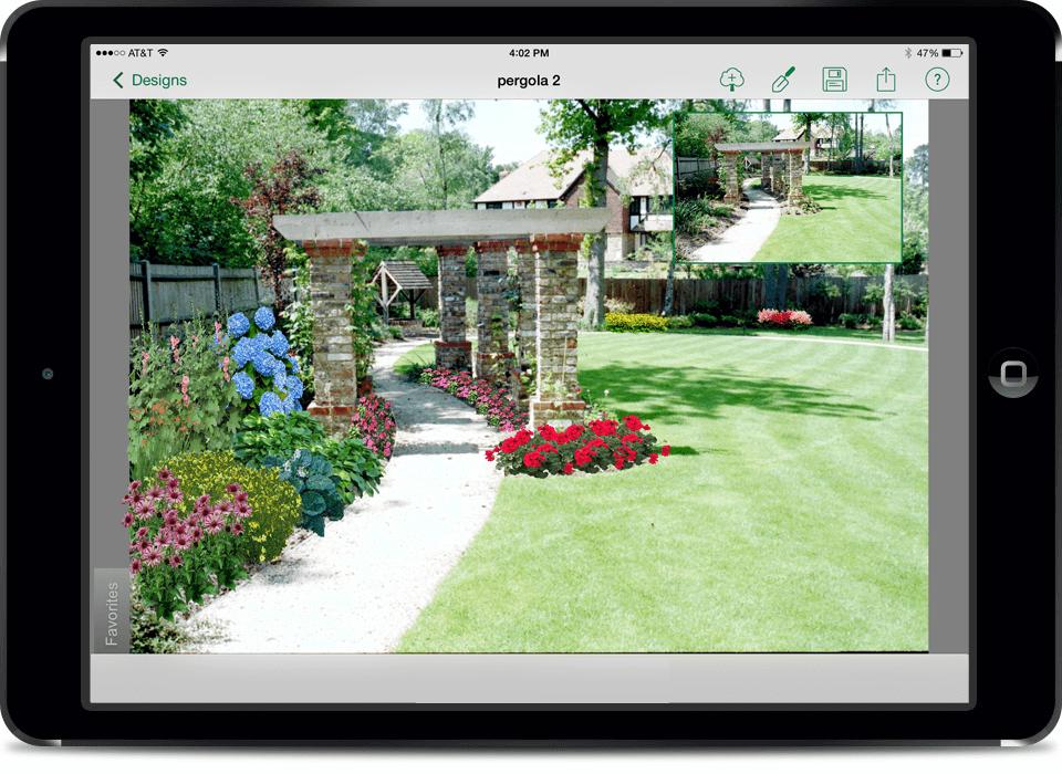 home app pergoal rendering