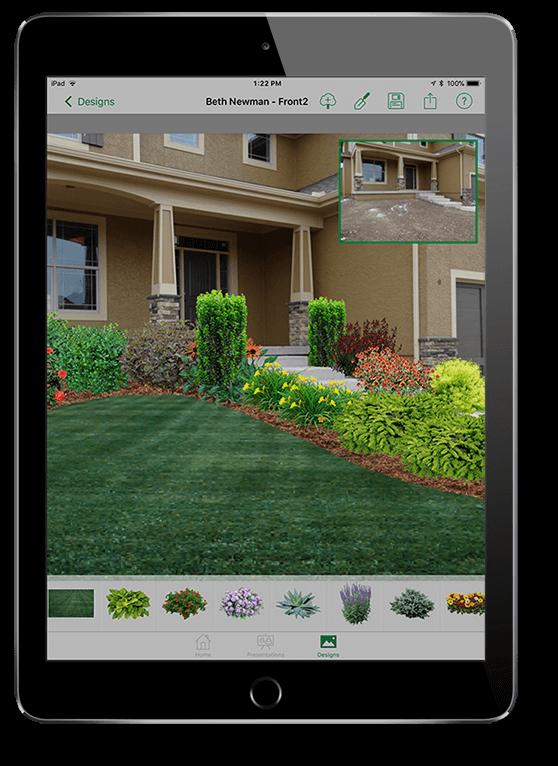 Landscape Design App For Professionals