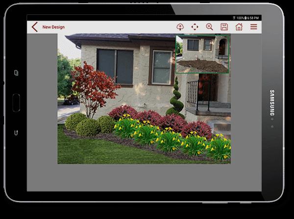 Home App | PRO Landscape Home App