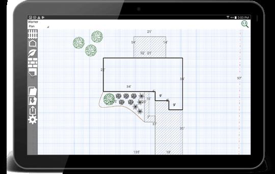 Free Landscape Design App Garden Design App Pro Landscape